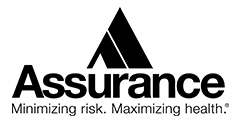 Assurance Logo JPEG Black and White